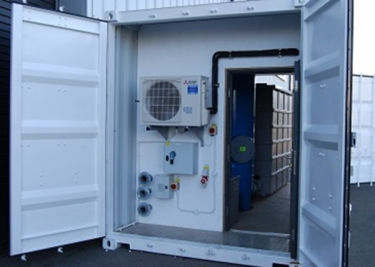 Filter Clear Containerised Plant