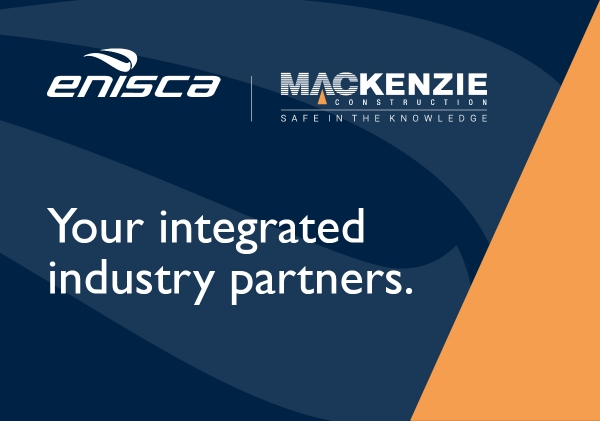 Enisca Ltd and Mackenzie Construction: Your Integrated Industry Partners