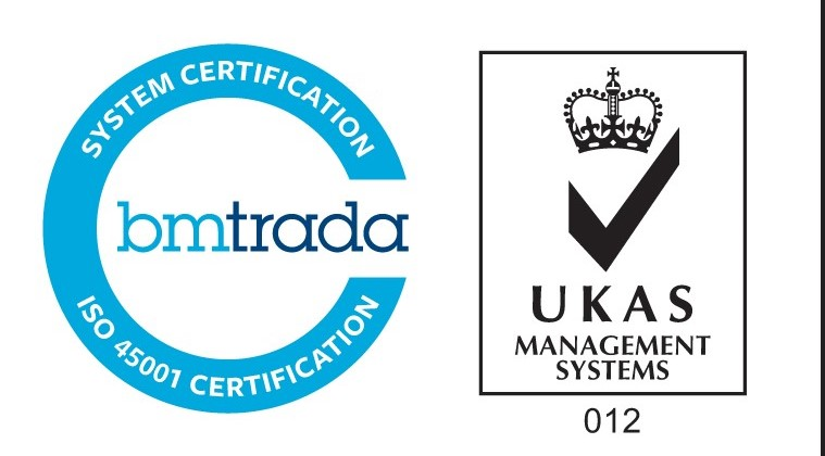 Enisca achieve certification to global H&S standard