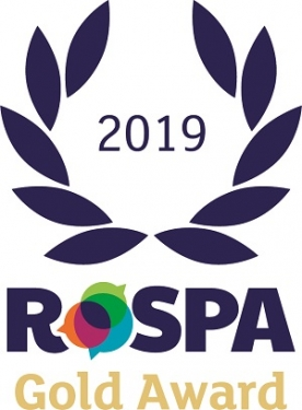 Enisca win RoSPA Gold Award for Health and Safety