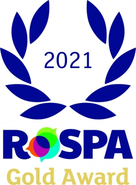 Enisca receives fourth Gold RoSPA Health and Safety Award