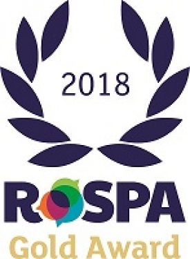 Enisca win prestigious RoSPA Gold Award for Health and Safety